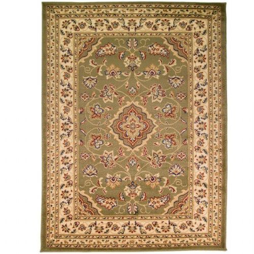 Sincerity Royal Sherbourne Traditional Rug In Green